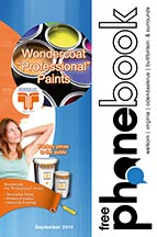Phonebook issue: September 2014