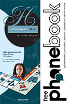 Phonebook issue: May 2015